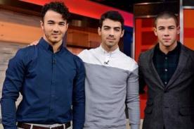 Jonas Brothers publican sentida carta de despedida