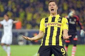 Borussia Dortmund pide una insignificante cifra por Robert Lewandowski