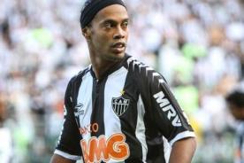Ronaldinho: Nunca me molestó tener sexo antes de jugar los partidos