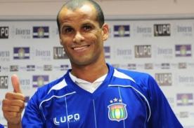 Rivaldo ya estaría cerca de su retiro como futbolista profesional