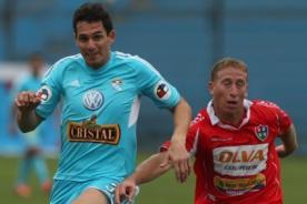 Video: Sporting Cristal venció 2-0 a Unión Comercio en Moyobamba