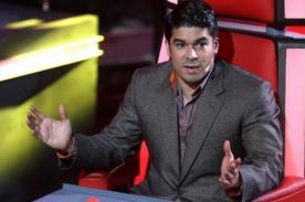 Jerry Rivera reveló quién debería ganar en La Voz Perú
