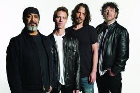 Soundgarden ofrecerá concierto en Lima el 27 de marzo