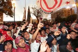 Video: La llegada de Universitario a Lima tras lograr la estrella 26