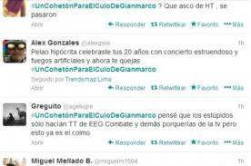 ¿Felices fiestas? Gianmarco recibió severos ataques en Twitter