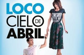 Lanzan afiche de 'Loco Cielo de Abril' protagonizado por Fiorella Rodríguez