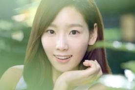 Taeyeon de Girls Generation luce radiante en nuevo anuncio