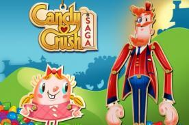 Candy Crush busca protegerse de 'imitadores'