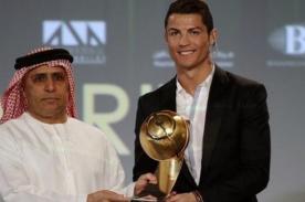 Cristiano Ronaldo: Este año el Real Madrid puede ganar la Champions League
