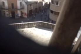 Video en YouTube muestra la aterradora violencia en Venezuela