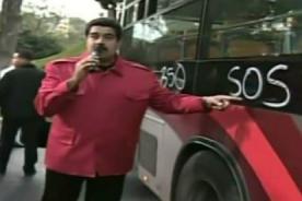 Nicolás Maduro es victima de burlas por confundir palabra - Video