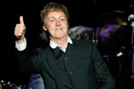 Paul McCartney confirmó su regreso a América Latina