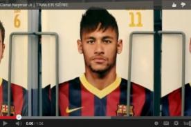 Barcelona: Neymar produce una serie sobre su vida en YouTube - VIDEO