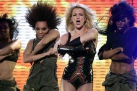 Bailarina demanda a Britney Spears por haberle roto la nariz