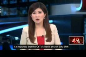 Conmovedor: Periodista se quebró al narrar la muerte de su amigo en vivo - VIDEO