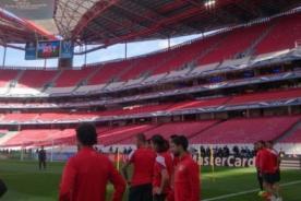 Champions League: Último entrenamiento de Atlético Madrid para la final [Fotos]