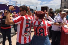 Final Champions League: Así viven la final los hinchas de Atlético Madrid [Fotos]