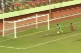 Conoce al peor delantero brasileño de la historia - VIDEO