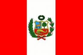 Día de la Bandera: Primera, segunda, tercera y cuarta bandera del Perú