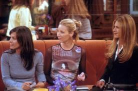 Friends: Jennifer Aniston, Courteney Cox y Lisa Kudrow se reencuentran