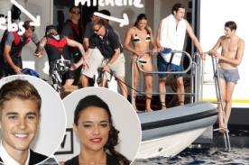 ¿Justin Bieber y Michelle Rodriguez? ¿También busca problemas con Zac Efron?