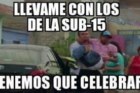 Sub 15 de Perú en Nanjing 2014: Reimond Manco es víctima de memes