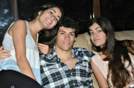 Esto es Guerra: Patricio Parodi presenta a sus hermanas [FOTO]