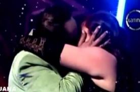 Perú Tiene Talento: Melcochita besa a participante en casting [VIDEO]
