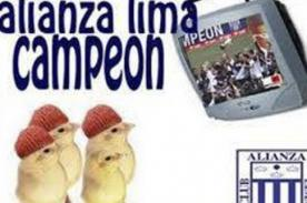 Alianza Lima: Los mejores memes de la semifinal [FOTOS]
