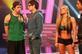 Combate: ¿Mario Hart ya no soporta a Alejandra Baigorria? - VIDEO