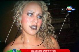 ¡Aparecen más fotos perdidas de Dorita Orbegoso que arruinarán su carrera! - FOTOS