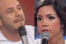 Combate: ¿Paloma Fiuza se fue del reality por culpa de Jenko del Río?