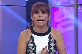 Magaly Medina regresa a la televisión - VIDEO