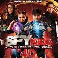 Spy Kids: All the Time in the World llega en 4D