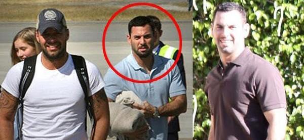 Aparecen imágenes de la posible pareja de Ricky Martin