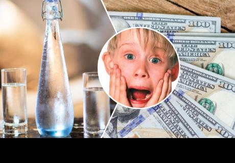 Dejó de propina 10.000 dólares y solo pidió agua