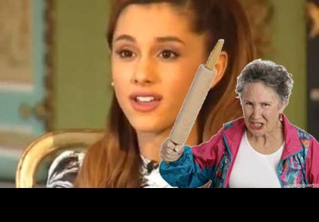 Ariana Grande envía agresiva respuesta a quienes se meten  con su aspecto físico