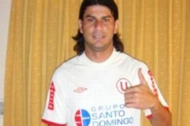 Universitario: Walter Fretes es nuevo jugador de la U