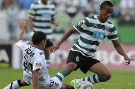 Video del Sporting de Lisboa vs Manchester City (1-0) - Europa League