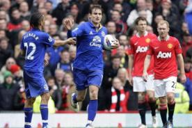 Goles del Manchester United vs Everton (4-4) - Premier League - Video