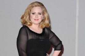 Adele es elegida la artista con el acto preferido en Inglaterra
