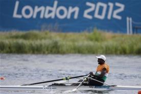 Olimpiadas 2012: Remero nigeriano compitió sin saber remar