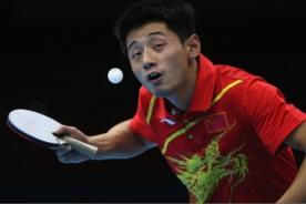 Tenis de Mesa Londres 2012: Zhang Jike y Wang Hao luchan por el oro