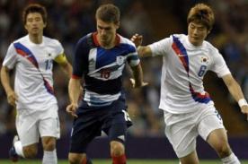 Olimpiadas 2012: Corea del Sur eliminó a Gran Bretaña (5-4) de Londres