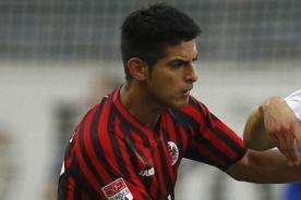 Fútbol peruano: Carlos Zambrano jugó en el triunfo del Eintracht Frankfurt