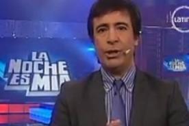 Carlos Carlín no seguiría en 'La Noche es Mía' para el 2013