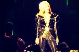 Lady Gaga finaliza concierto con 'Marry The Night' y público queda satisfecho