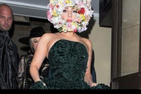 Lady Gaga compró el vestuario de Michael Jackson en una subasta