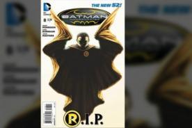 DC anuncia muerte del hijo de Batman