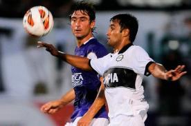 Olimpia vs Deportivo Lara en vivo (2-2) por Fox Sports – Copa Libertadores 2013